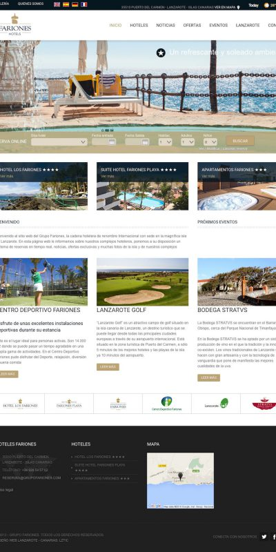 Fariones Hotels